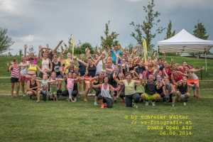 ZUMBA fitness Open-Air 2014