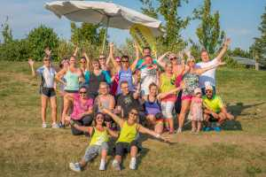 ZUMBA fitness Open Air 2015